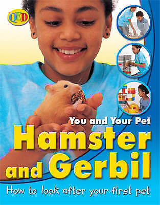Jean Coppendale, You and Your Pet: Hamster and Gerbil (You & Your Pet), Very Goo