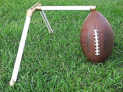 Football Kicking Holder Tee Field Goal GOLD HOLD