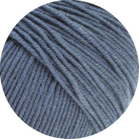 2037 gris azul 50 G lana Grossa-Cool wool-FB Lana creativo