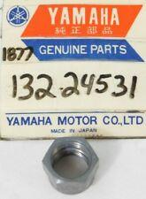 NOS Yamaha OEM Nut AS2 CS3 DT125 DT175 MX125 TY175 132-24531-00