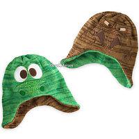 The Good Dinosaur Arlo & T-rex Reversible Beanie Hat For Kids Disney Store