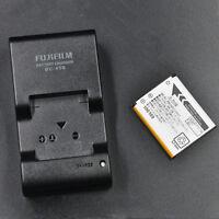 Original Fuji Np-45a Battery Charger Kit Np-45a Bc-45b For Xp10 Xp11 J38 Z70 J40