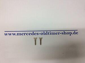 MERCEDES-W-108-109-114-115-116-ZUNDSCHLUSSEL-SCHLUSSELROHLING-034-ND-034-ORIGINAL
