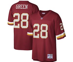 Details about Darrell Green Washington Redskins Mitchell & Ness Legacy Replica Jersey-Burgundy