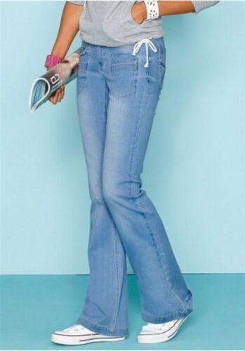 36 Damen Bootcut Hose Stretch Blau Bleached L34 AJC Arizona Jeans NEU L-Gr.72
