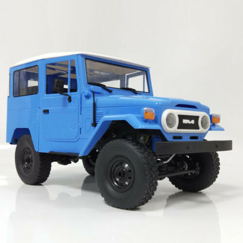 Original WPL C34 KIT Off-road Jeep Remote Control RC Car Toys DIY Metal Chassis
