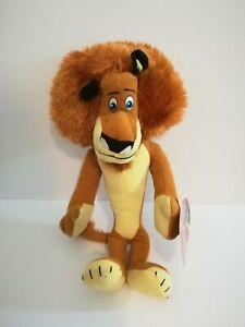 New-MADAGASCAR-ALEX-DreamWorks-15-034-Plush-Stuffed-Toy
