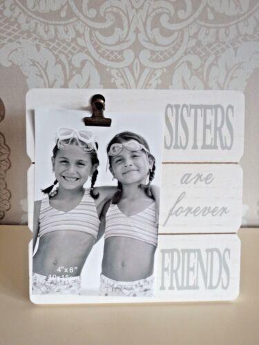 Mères Jour Cadeau Mum Sister papa fille Amour Cadre Photo//Memo Board 6 X 4 bois
