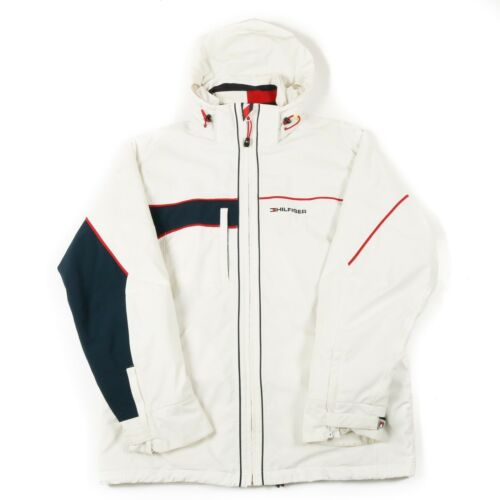 Tommy Parka Us Team Ski Hilfiger Padded Vgc Jacket pawfqRS
