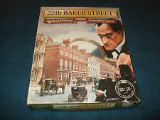221B-BAKER-STREET: VINTAGE FAMILY BOARD GAME - 1975 - HP-GIBSON-&-SONS 501