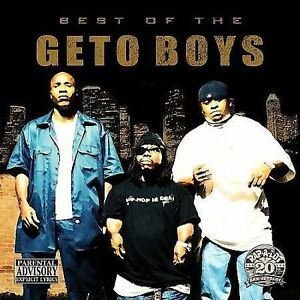 The Best of Geto Boys & Scarface [PA] by Scarface/Geto Boys (CD, Jun-2008,  Rap-A-Lot)