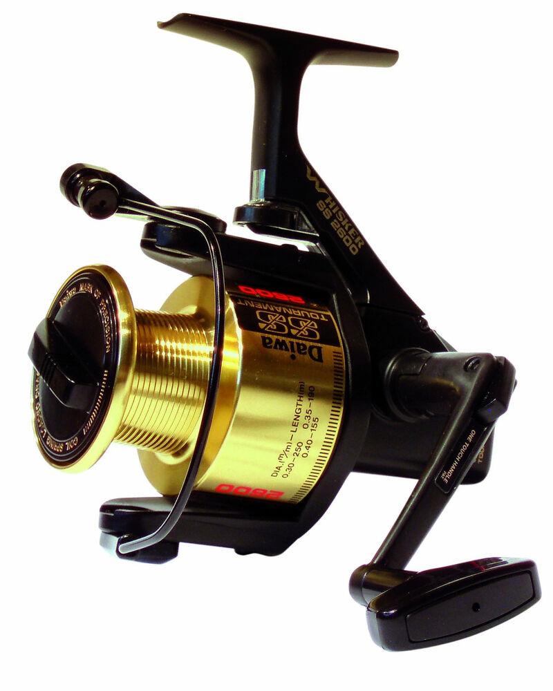 EDIZIONE limitata Daiwa Tournament Whisker grossolana Match per pesca con mulinello
