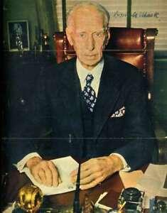Connie-Mack-Psa-dna-Coa-Autograph-Hand-Signed-8x10-Photo