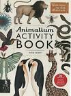 Animalium Activity Book by The Five Mile Press Pty Ltd (Paperback, 2015)