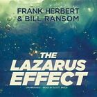 The Lazarus Effect by Frank Herbert, Bill Ransom (CD-Audio, 2015)