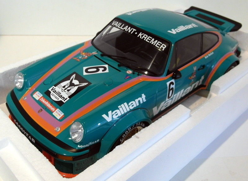 Minichamps 1 12 Scale Resin 125 766406 Porsche 934 1976 Turbo Reemer Racing '76