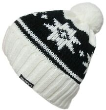 YUTRO Stylish Winter Ski Wool Knit Beanie Hat BLACK PRO207B