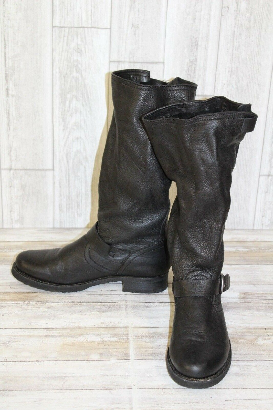 Frye Veronica Slouch 2 Boots - Women's Size 9.5 B - Black