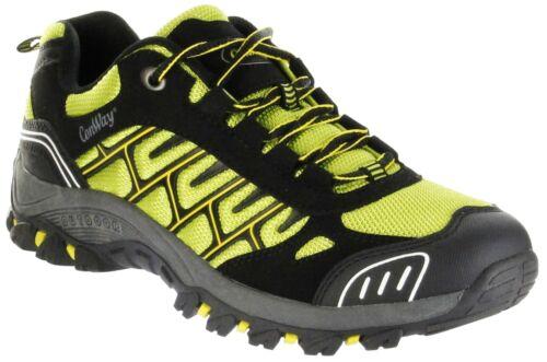 ConWay Sportschuhe grün Herren Outdoor Schuhe Rambler