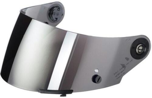 Pinlock e tear-off preparato argento a specchio VISIERA Schuberth sr1