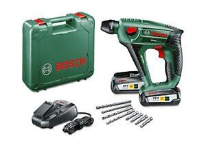 Bosch DIY Akku-Bohrhammer Uneo Maxxmit 18 V, 2,5 Ah, mit 2 Akkus