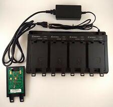 MOTOROLA XTS5000 VHF XTS3000 UHF Radio Multi Charger Conditioner WPPN4065BR