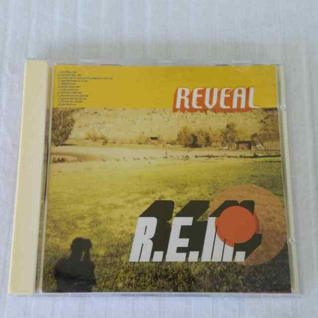 R.E.M - Reveal (CD 2001) Warner Bros Australia