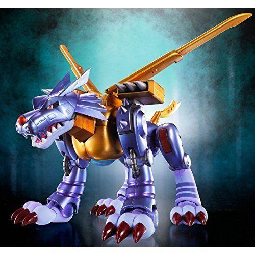 Bandai S.H.Figuarts Digimon Metal Garurumon Original Designer/'s Edition Figure