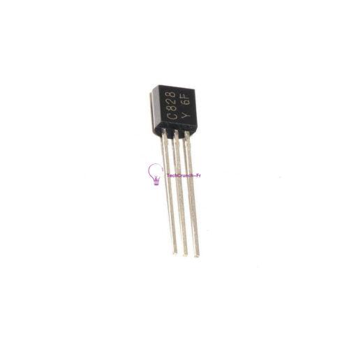20PCS NEW 2SC828 C828 ORIGINAL Transistors IC 2SC828