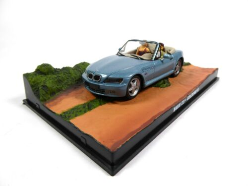 BMW Z3 James Bond 007 GoldenEye 1:43 Diecast Modellauto DY009