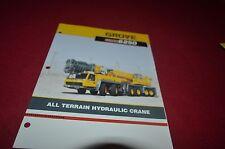 Grove GMK6250 All Terrain Hydraulic Crane Dealer's Brochure DCPA6