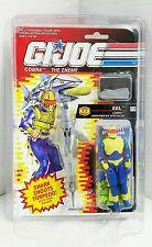Gi Joe Cobra EEL 1992 Hasbro Vintage MOC FACTORY SEALED action figure NEW!