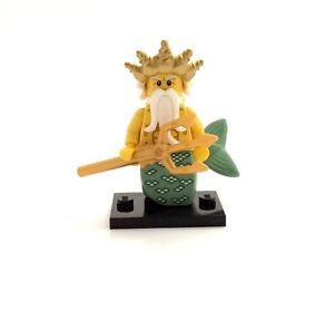 Mini Figures Series 7 LEGO 8831 OCEAN KING Minifig