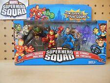 Marvel Super Hero Squad Not Released in USA: SECRET INVASION BEGINS w Dr Strange