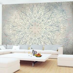 Fototapeten Tapete Fototapete Vlies Landschaft Wandbild XXL 3D Effekt Wohnzimmer