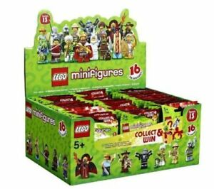 Lego-71008-Series-13-Minifigures-New-in-Open-Bag