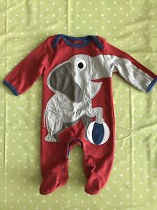 Clothing, Shoes & Accessories Girls' Clothing (newborn-5t) Baby Grow Sleep Suit 0-3 Months Soft And Light