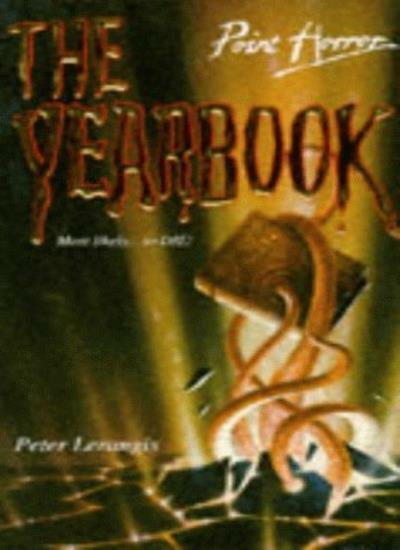 The Yearbook (Point Horror) By Peter Lerangis