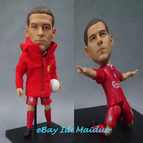 Steven Gerrard Michael James Owen Action Figure Liverpool Football Souvenirs