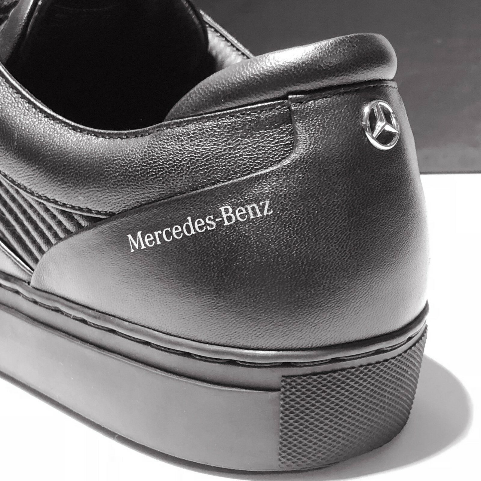 HUGO BOSS Mercedes Benz Black Textured