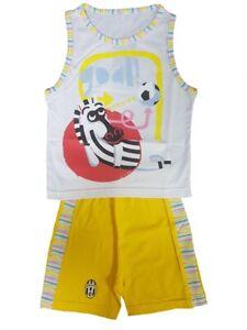 Detalles de Completino neonato safari Juve Abbigliamento ufficiale Juventus PS 00081