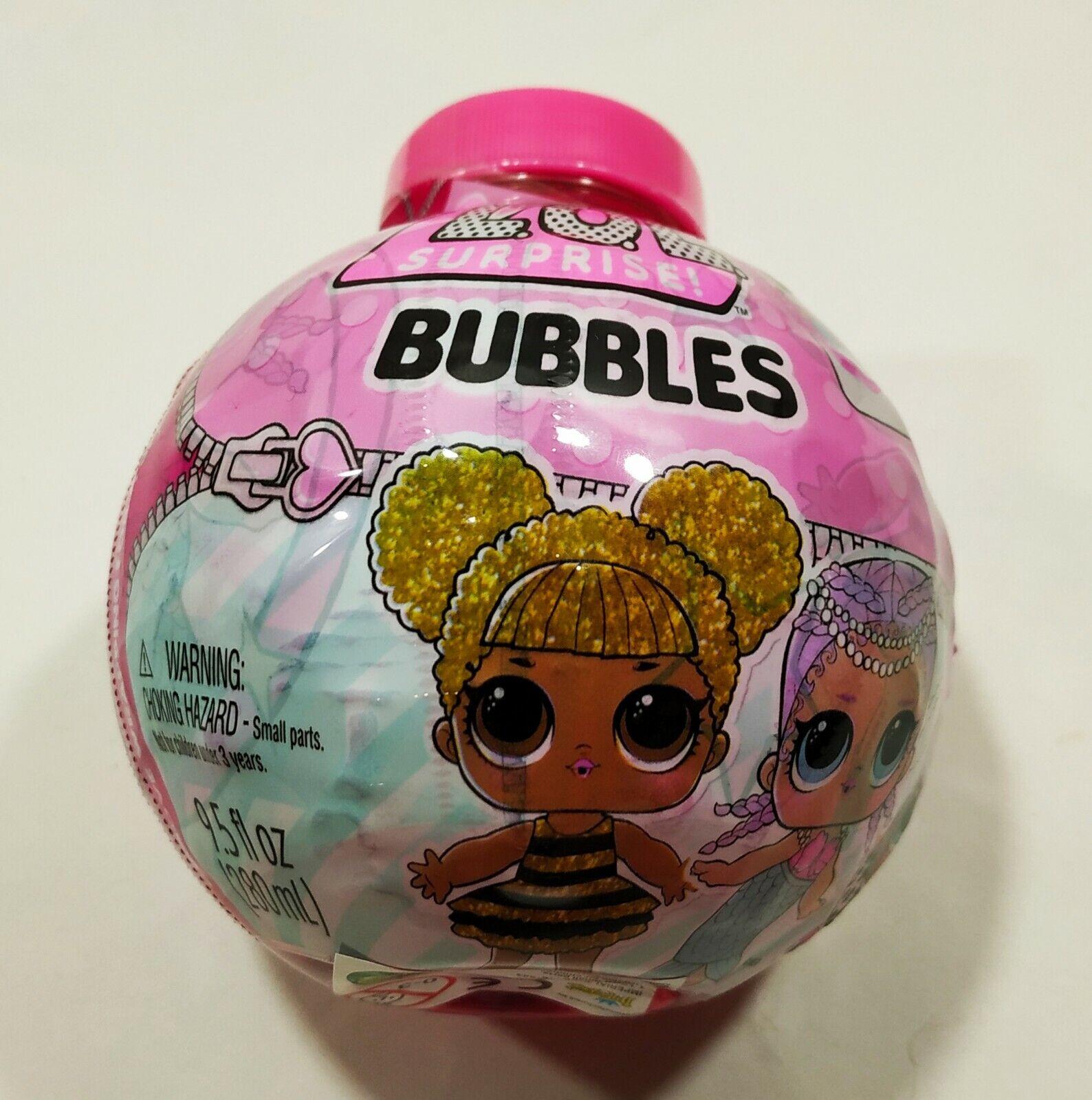 LOL Surprise Bubbles 280ML Surprise Toy Girls BRAND NEW