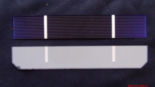 Solar Cells Mono 19/% .96 watt .5 volt each cell 100 ct pack.