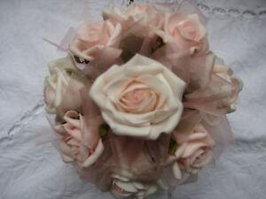Arificial-floral-arrangement-in-a-handpainted-pot-PPINK