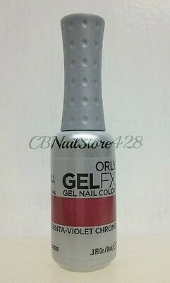 Orly GelFX - GEL NAIL LACQUER Choose Any Color 0.3oz/9mL - series 1