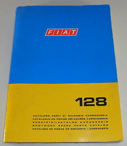 Catalogo-de-Piezas-Regiones-Catalogo-Fiat-128-Carroceria-Stand-01-1974