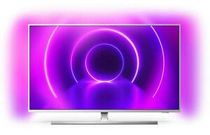 """PHILIPS SMART TV LED 43"""" 4K UHD THE ONE ANDROID AMBILIGHT 3 HDR 43PUS8555/12"""