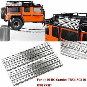 GRC-Metal-Sand-Ladder-Recovery-Board-Pour-1-10-RC-Crawler-TRX4-SCX10-D90-CC01