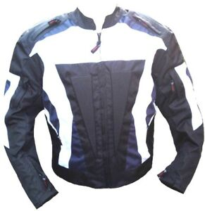 Motorcycle-Jacket-Textile-Waterproof-Rider-CE-Armour-Protection-Scooter-Jacket