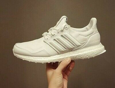 Adidas Men's Ultraboost Leather Shoes
